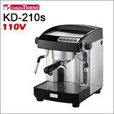 Tiamo WPM KD-210s 義式半自動咖啡機【黑色】110V (HG0966 BK)