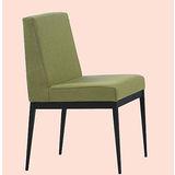 Emma黑腳布餐椅496-2(綠)