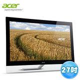 Acer宏碁 T272HL 27吋 VA超廣角 觸控螢幕
