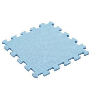 新生活家-抗菌地墊(32*32*6cm)活力藍