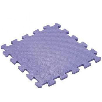 新生活家抗菌地墊(32*32*6cm)夢幻紫