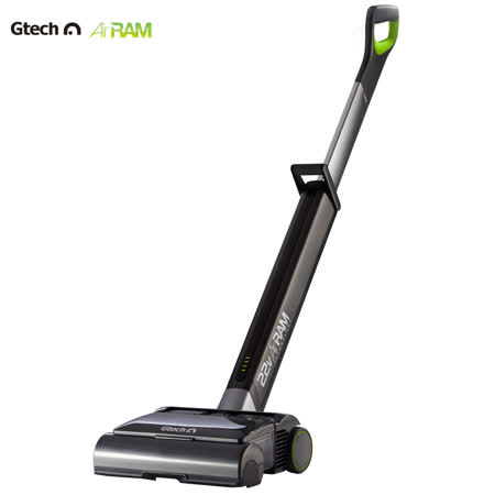 英國 Gtech AirRam 長效無線吸力不衰弱吸塵器(金屬灰)