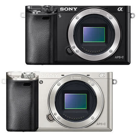 SONY A6000 單機身(公司貨)-送32G卡+專用鋰電池x2+專用座充+遙控器+相機包+HDMI+吹球拭鏡筆清潔組+硬式保貼