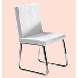 Homer鱷皮餐椅496-13(白)