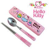 Hello Kitty 環保餐具組 (KS-8236)