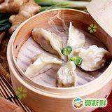 《蔥阿嬸》超值高麗菜豬肉水餃4包組(14g/粒)(約50顆/包)