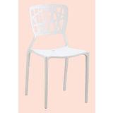 Branch美式樹枝椅500-9(白)