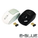 E-BLUE ESTILO 2.4GHz無線光學滑鼠1600dpi (福利品)