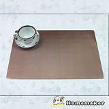 【Homemaker】素紋古銅餐墊_RN-TD73-A041 (4入)