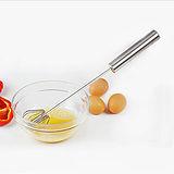 不鏽鋼防滑半自動打蛋器(2入)