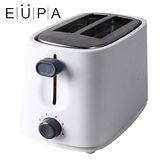【EUPA】優柏厚薄兩用跳式烤麵包機TSK-P203