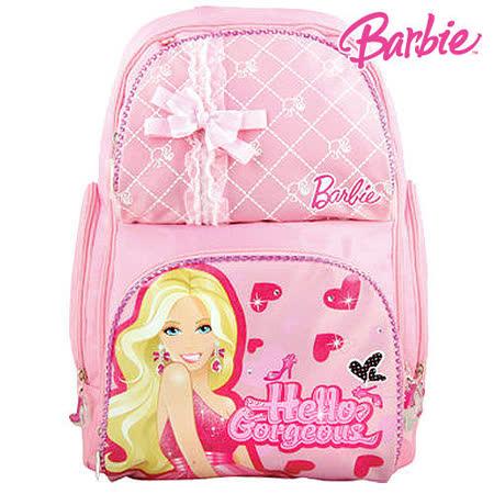 芭比Barbie PINK GIRL雙肩書包C-粉紅