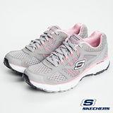 SKECHERS(女)流行運動鞋-11876LGPK