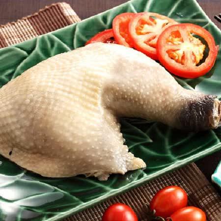 【上野物產】特選大隻油雞腿3包(600土10%/包)