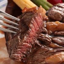 【上野物產】美國安格斯嫩肩沙朗牛排4片(14盎司/約400g土10%/片)