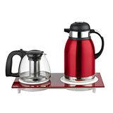 可利亞 二合一電茶壺 KR-1318