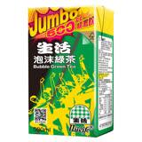 《生活》泡沫綠茶(500ccX24入)