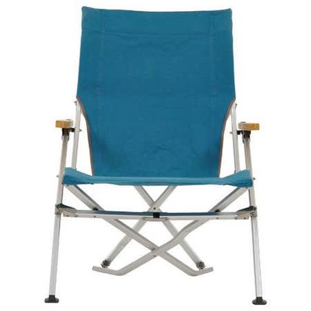 【日本 Snow Peak】熱賣款休閒椅-30cm -卡其舒適折疊椅.導演扶手椅 LV-090TQ