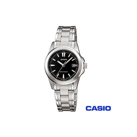 【CASIO卡西歐】經典精鋼指針女錶 LTP-1215A-1A2