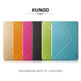 XUNDD 訊迪 SAMSUNG NOTE 10.1 2014 P600 哈密瓜系列可立皮套