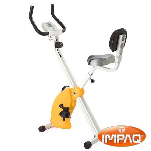 IMPAQ英沛克 X型摺疊健身車 G遠東 愛 買 營業 時間S-X1200A 室內腳踏車/樂活輕巧/附加靠背墊
