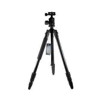 JOVEN LT-6645 單眼專用腳架(附雲台)-黑色 專業級腳架