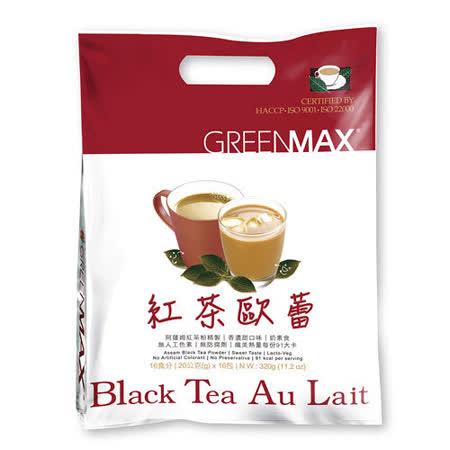 【馬玉山】紅茶歐蕾(16小包/袋)