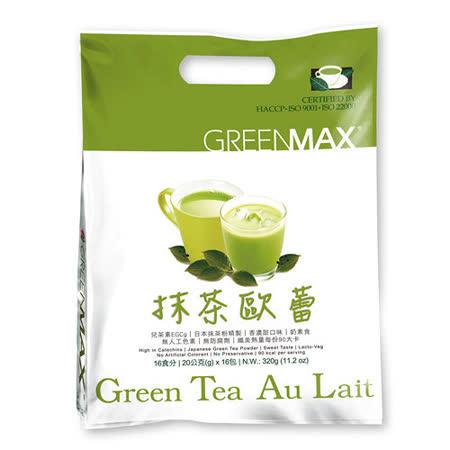 【馬玉山】抹茶歐蕾(16小包/袋)