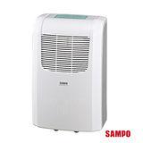 【聲寶SAMPO】空氣清淨除濕機AD-BA122FT