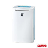 【聲寶SAMPO】6L空氣清淨除濕機 AD-BK121FP