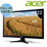 ACER宏碁 G227HQL 22型IPS寬液晶螢幕