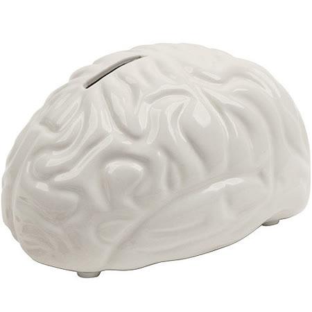 《KIKKERLAND》大腦存錢筒