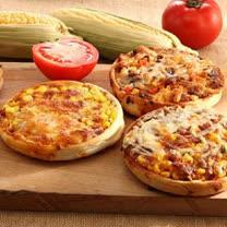 【上野物產】純手工餅皮5吋披薩(綜合口味),共20片
