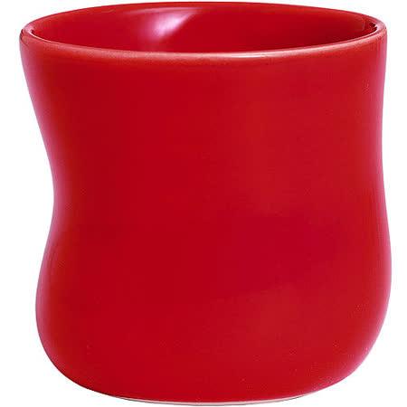 《KAHLER》Mano手握杯(紅L)