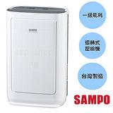 【聲寶SAMPO】6L一級能效空氣清淨除濕機 AD-YC121FN