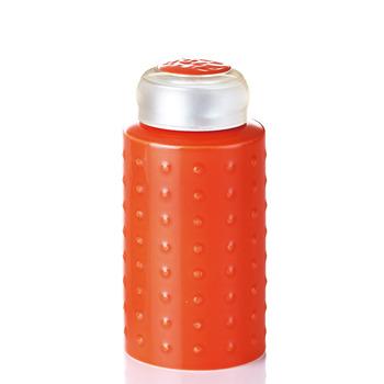 乾唐軒活瓷點水成金一手瓶 ( 小 / 單層 / 橘紅)