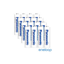 Panasonic國際牌eneloop低自放充電電池組(4號16入)