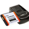 Kamera Samsung SLB-1137D 日製副廠相機鋰電池+急速充電器