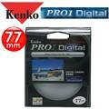 日本KENKO PRO 1D 77mm 數位專用多層鍍膜保護鏡-加送專業拭鏡筆