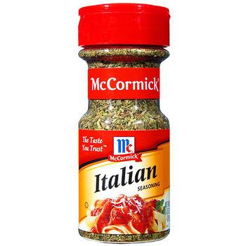 味好美McCormick義大利式香料21g