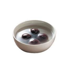 九如紫米花生湯圓