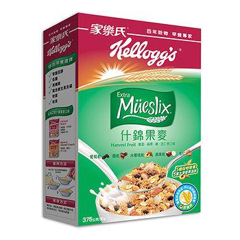 家樂氏Extra什錦果麥-豐果口味375g