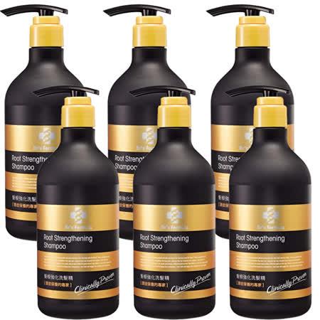《台塑生醫》Dr's Formula髮根強化洗髮精(580g*6入)