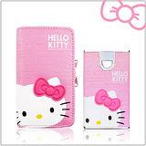 Hello Kitty 皮革壓紋限定款7800mAh行動電源 (KT-PBL7800)限定粉