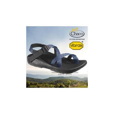 【美國 Chaco】男款 冒險旅遊運動涼鞋/戶外拖鞋.溯溪.海灘鞋/ CH-VPM02HA56(星空藍)