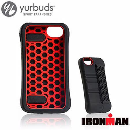 《Yurbuds》Race Case 運動專用iPhone5/5S手機殼黑(AYUR-020)