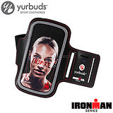 《Yurbuds》Armband運動專用iPhone4/4S手機臂帶黑( AYUR-021)