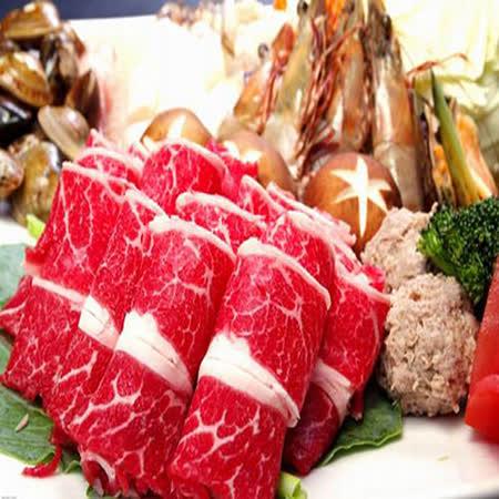 【好神】美國安格斯頂級牛肉片組(250g/包*3包)