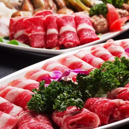 【好神】美國安格斯頂級牛肉片組三重享受(總重約600g)