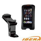 【SD精選】IBERA Q5固定架 + PB13手機袋 046047(2色可選)